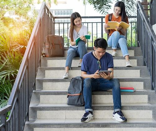 What Do College Students Today Really Look Like?