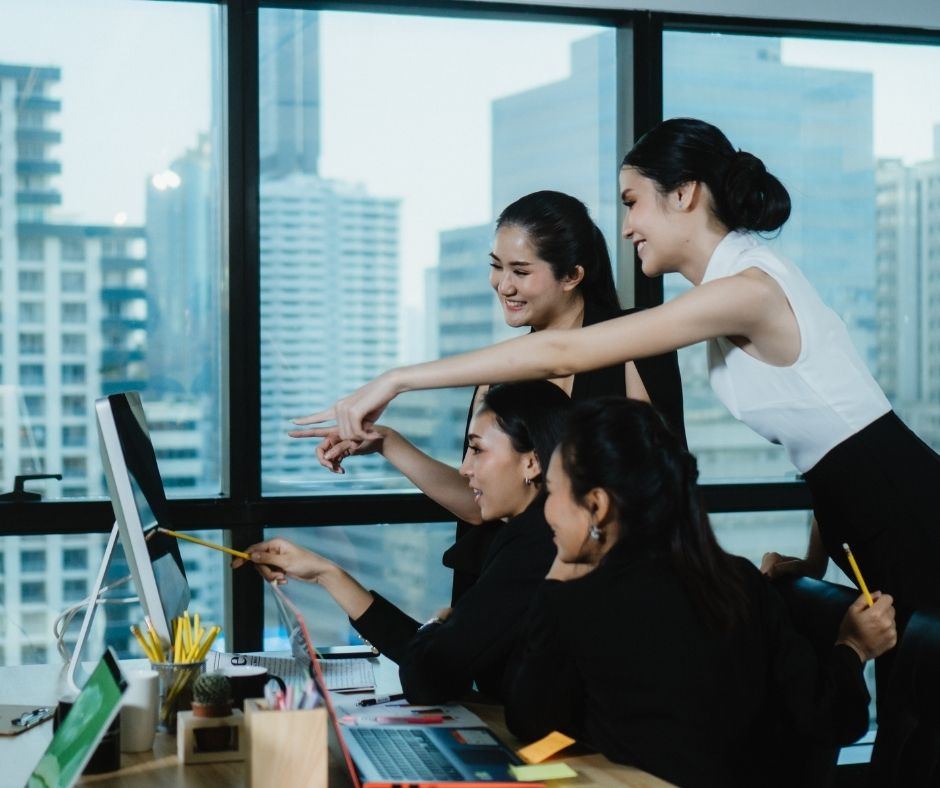Why the Business World Needs More Women Leaders