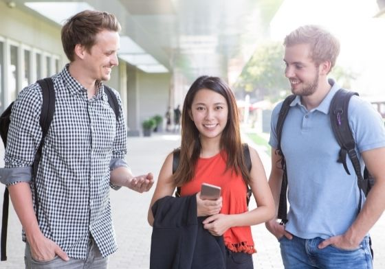 How Do International Students Feel About Two-Year Degrees?